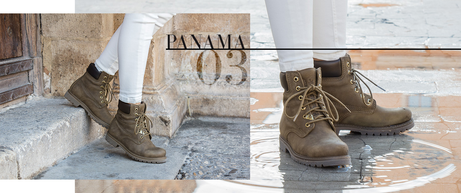 PANAMA The Army trend, the perfect style for someone with character